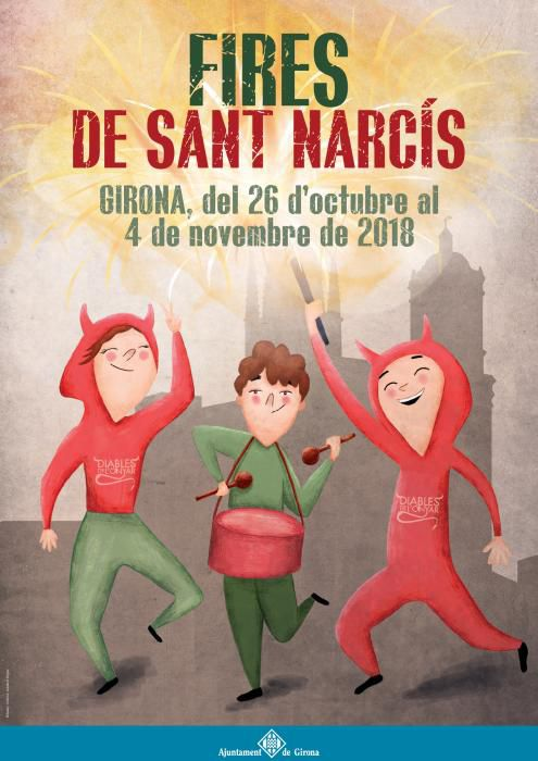 Fairs and Parties of Sant Narcís in Girona