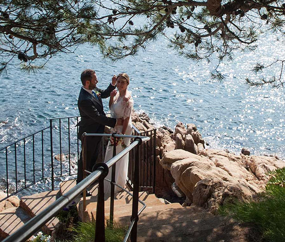 Wedding in Costa Brava