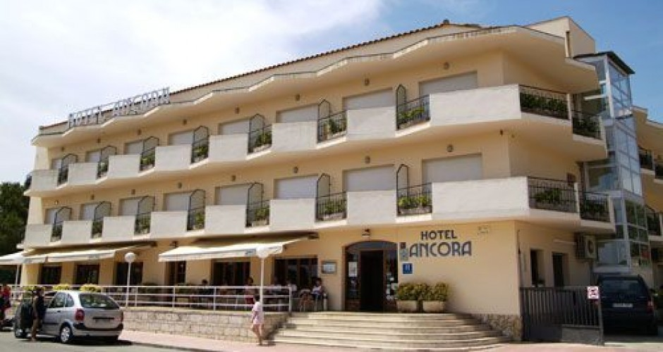 Hotel ancora costa brava hotels for Ancora hotel